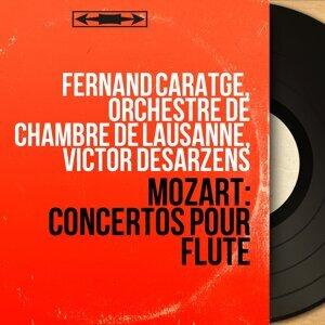 Fernand Caratgé, Orchestre de chambre de Lausanne, Victor Desarzens 歌手頭像