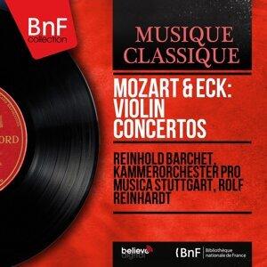 Reinhold Barchet, Kammerorchester Pro Musica Stuttgart, Rolf Reinhardt 歌手頭像