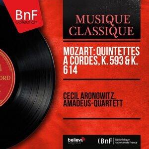 Cecil Aronowitz, Amadeus-Quartett, Norbert Brainin, Siegmund Nissel, Peter Schidlof, Martin Lovett 歌手頭像