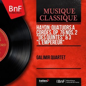 Galimir Quartet 歌手頭像