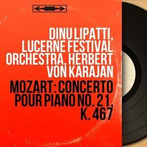 Dinu Lipatti, Lucerne Festival Orchestra, Herbert von Karajan 歌手頭像