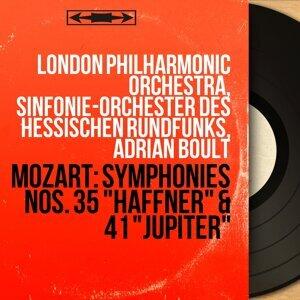 London Philharmonic Orchestra, Sinfonie-Orchester des Hessischen Rundfunks, Adrian Boult 歌手頭像