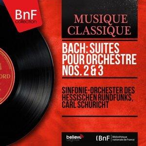 Sinfonie-Orchester des Hessischen Rundfunks, Carl Schuricht 歌手頭像