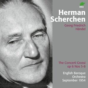 English Baroque Orchestra, Hermann Scherchen 歌手頭像
