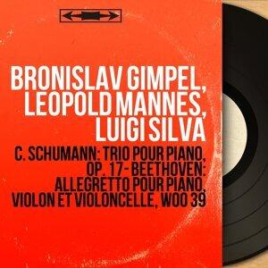 Bronislav Gimpel, Leopold Mannes, Luigi Silva 歌手頭像