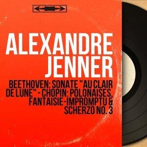 Alexandre Jenner 歌手頭像