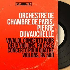 Orchestre de chambre de Paris, Pierre Duvauchelle 歌手頭像