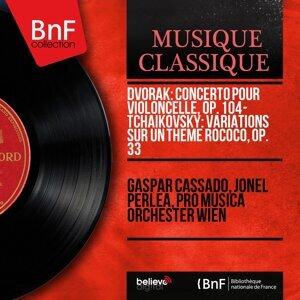 Gaspar Cassadó, Jonel Perlea, Pro Musica Orchester Wien 歌手頭像