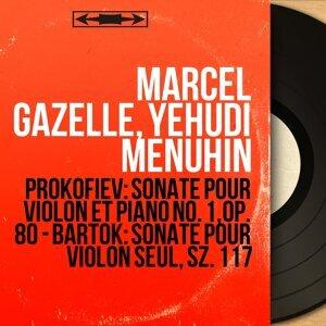 Marcel Gazelle, Yehudi Menuhin 歌手頭像