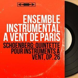 Ensemble instrumental à vent de Paris 歌手頭像