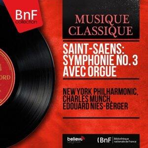 New York Philharmonic, Charles Munch, Edouard Nies-Berger 歌手頭像