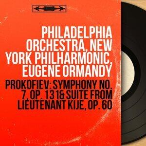 Philadelphia Orchestra, New York Philharmonic, Eugene Ormandy 歌手頭像