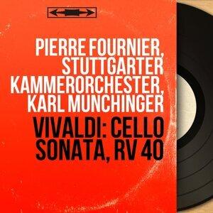 Pierre Fournier, Stuttgarter Kammerorchester, Karl Münchinger 歌手頭像