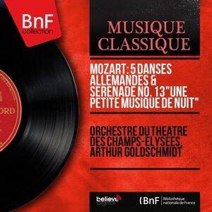 Orchestre du Théâtre des Champs-Élysées, Arthur Goldschmidt 歌手頭像