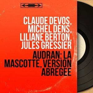 Claude Devos, Michel Dens, Liliane Berton, Jules Gressier 歌手頭像