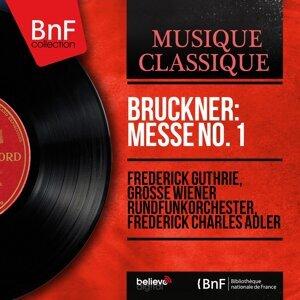Frederick Guthrie, Grosses Orchester des Österreichischen Rundfunks, Frederick Charles Adler 歌手頭像