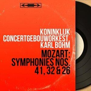 Koninklijk Concertgebouworkest, Karl Böhm 歌手頭像