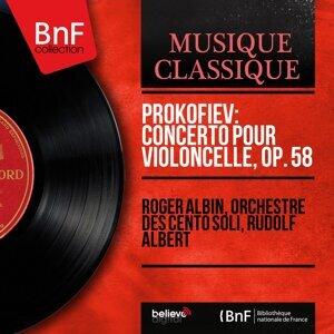 Roger Albin, Orchestre des Cento Soli, Rudolf Albert 歌手頭像