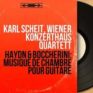 Karl Scheit, Wiener Konzerthaus Quartett 歌手頭像