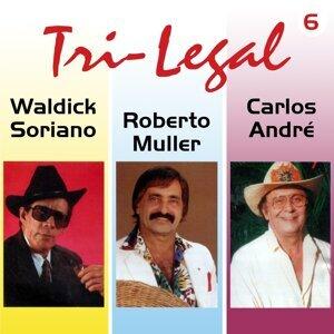 Waldick Soriano, Roberto Muller, Carlos André 歌手頭像