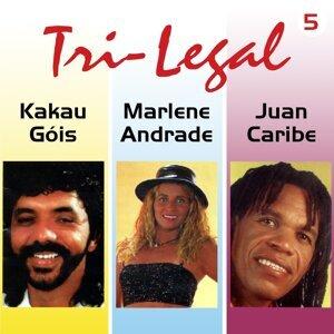 Kakau Góis, Marlene Andrade, Juan Caribe 歌手頭像