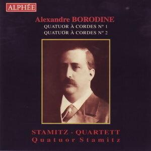 Stamitz-Quartett 歌手頭像