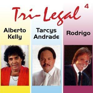 Alberto Kelly, Tarcys Andrade, Rodrigo 歌手頭像
