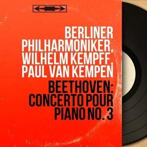 Berliner Philharmoniker, Wilhelm Kempff, Paul van Kempen 歌手頭像