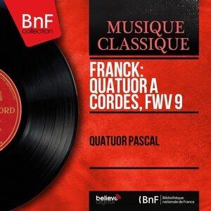 Quatuor Pascal, Jacques Dumont, Maurice Crut, Léon Pascal, Robert Salles 歌手頭像
