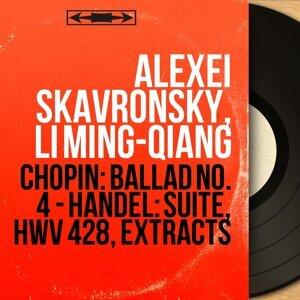 Alexei Skavronsky, Li Ming-Qiang 歌手頭像