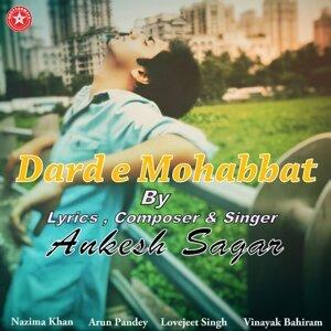 Ankesh Sagar, Nazima Khan, Arun Pandey, Lovejeet Singh, Vinayak Bahiram 歌手頭像