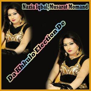 Nazia Iqbal,  Musarat Momand 歌手頭像