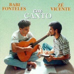 Babi Fonteles, Zé Vicente 歌手頭像