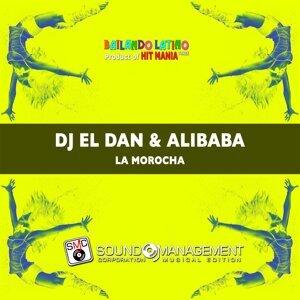 DJ El Dan, Alibaba 歌手頭像