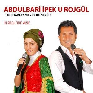 Abdulbari İpek, Rojgül 歌手頭像