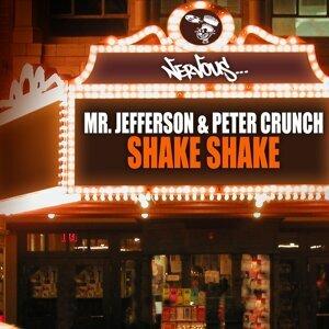 Mr. Jefferson, Peter Crunch 歌手頭像