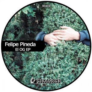 Felipe Pineda 歌手頭像