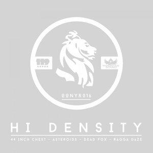Hi Density 歌手頭像