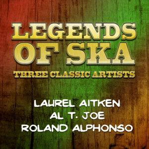 Roland Alphonso, Laurel Aitken, Al T. Joe 歌手頭像