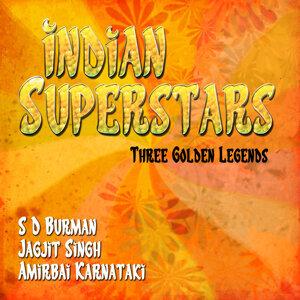S D Burman, Jagjit Singh, Amirbai Karnataki 歌手頭像