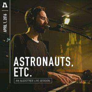 Astronauts, etc. 歌手頭像