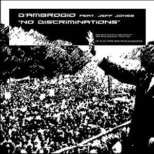 D'Ambrogio feat. Jeff Jones 歌手頭像