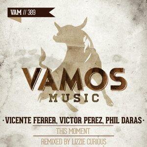 Vicente Ferrer, Victor Perez, Phil Daras 歌手頭像