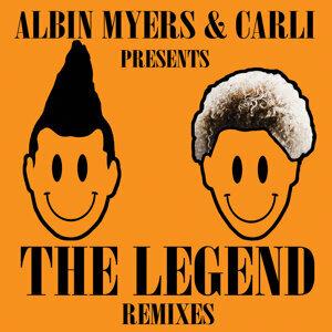 Albin Myers, Carli 歌手頭像
