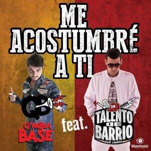 Talento de barrio feat. Qmbia base 歌手頭像