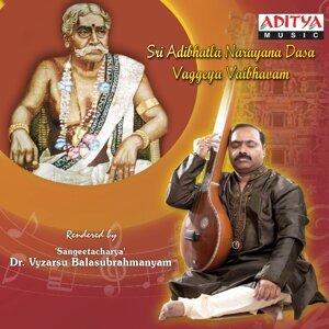 Dr. Vyzarsu Balasubrahmanyam 歌手頭像