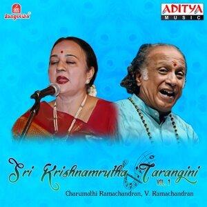 V. Ramachandran, Charumathi Ramachandran 歌手頭像