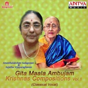 Ananthalakshmi Sadagopan, Sujatha Vijayaraghavan 歌手頭像