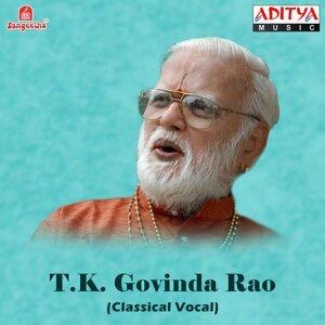 T. K. Govinda Rao 歌手頭像