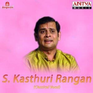 S. Kasthuri Rangan 歌手頭像
